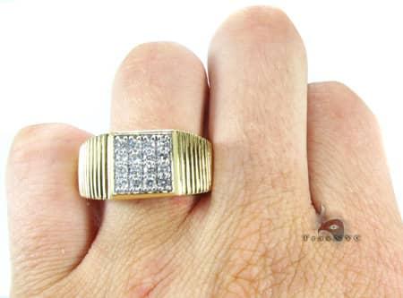 YG Achilles Ring Stone