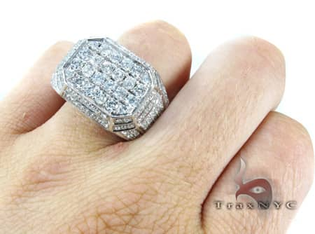 Ace of Spades Ring Stone