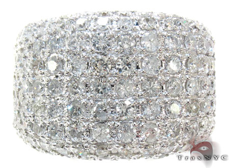 9 Row Ring Stone