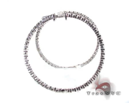 Sterling Silver Hoop Earrings 10 Metal