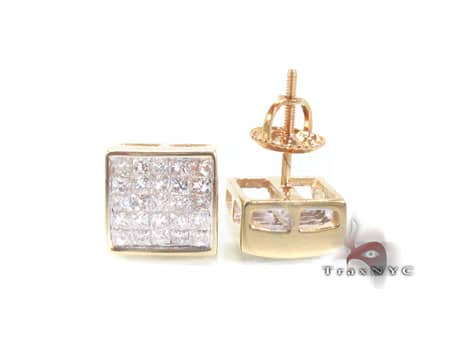 Acanit Earrings Stone