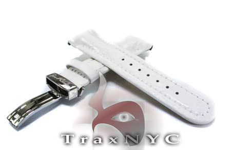Joe Rodeo Gray Polyurethane Band 22mm 9344 Watch Accessories