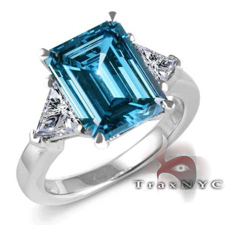 Ladies Ice Ring Anniversary/Fashion