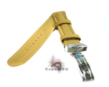 Joe Rodeo Yellow Polyurethane Band 22mm Watch Accessories