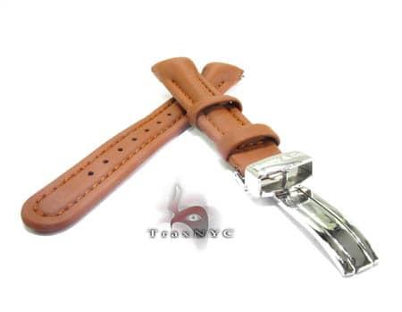 Benny & Co Ladies Brown Polyurethane  Band Watch Accessories