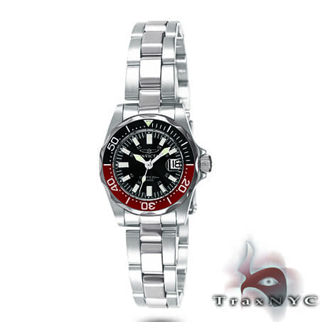 Pro Diver Sapphire QTZ Black Dial New Edition  Invicta Watches