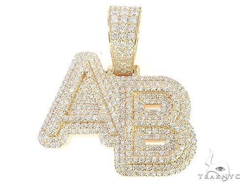 AB Custom Shadow Pendant 65652 Metal