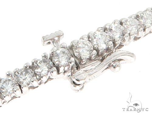 Aaron Hicks 14k White Gold Diamond Chain 64778 Diamond