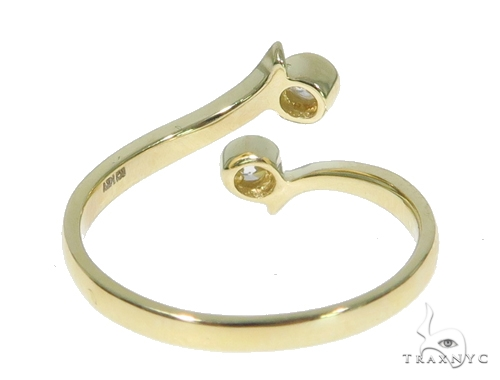 Anniversary/Fashion Mid Finger Ring 45373 Anniversary/Fashion