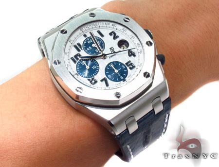 Audemars Piguet Royal Oak Offshore Chronograph Watch 29029 Audemars Piguet Watches