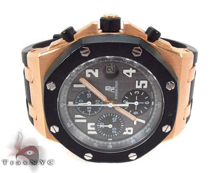 Audemars Piguet Royal Oak Offshore Pose Gold Watch 29037 Audemars Piguet Watches