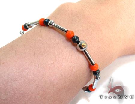 Baraka BK-UP Stainless Steel Bracelet BR50130 Stainless Steel