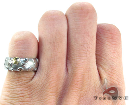 Baraka BK-UP Stainless Steel Unisex Ring AN50120 Metal