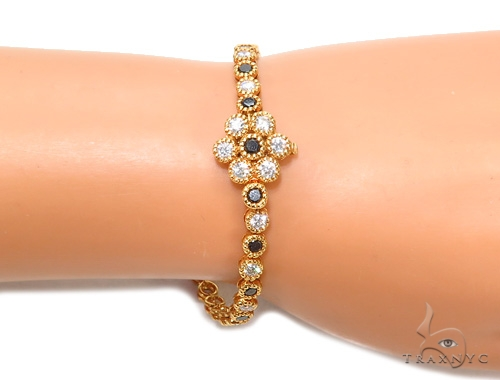 Bezel Diamond Bracelet 42441 Diamond