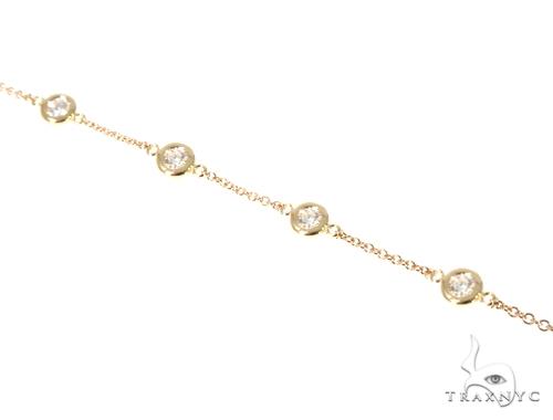 Bezel Diamond Bracelet 48992 Diamond