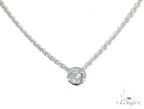 Bezel Diamond Chain 45419 Diamond