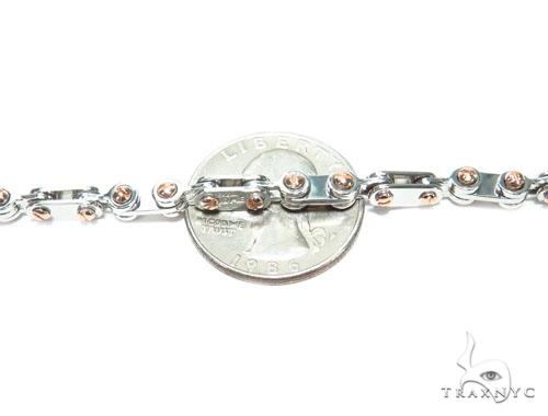 Bezel Diamond Gold Bracelet 41227 Gold