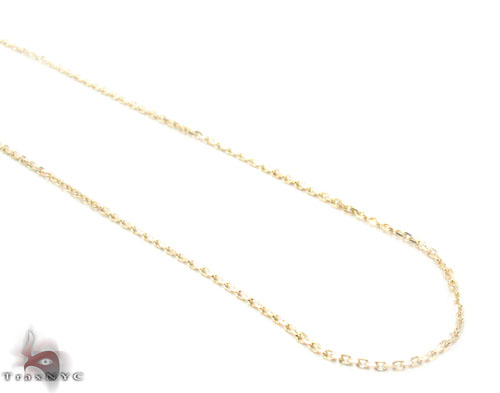 Bezel Diamond Necklace 34422 Diamond