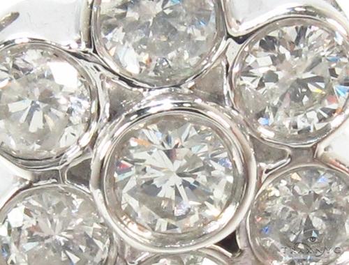 Bezel Diamond Pendant 35260 Style