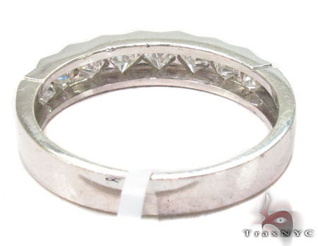 Bezel Diamond Ring 28913 Style