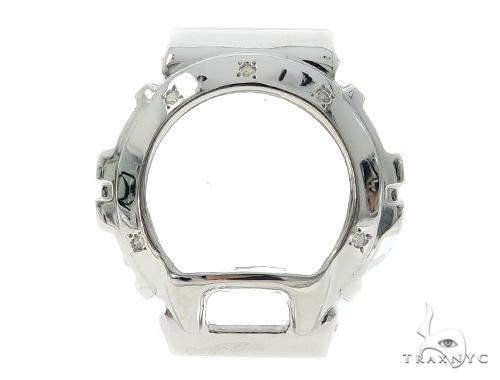 Bezel Diamond Silver G Shock Case 49823 G-Shock