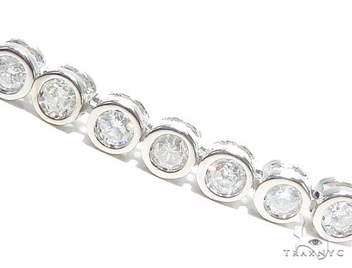 Bezel Tennis Diamond Bracelet 42630 Tennis