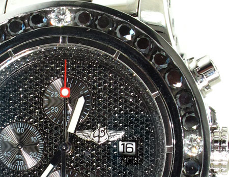 Black Diamond Breitling Watch Breitling