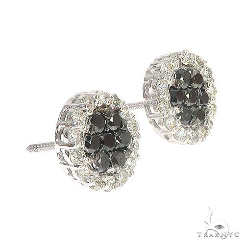 Black Diamond Bundle Earrings 6809 Stone