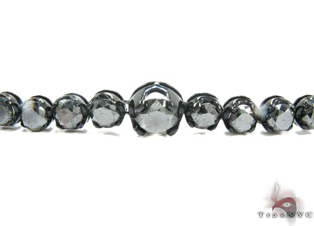Black Diamond Chain 36 Inches 12mm Diamond