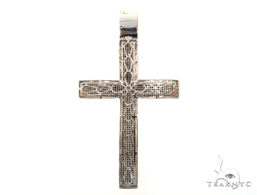 Black Diamond Cross Crucifix 45537 Diamond