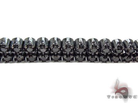 Black Diamond Prong Bracelet 30988 Diamond