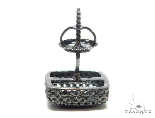 Black Diamond Single Earring 41660 Style