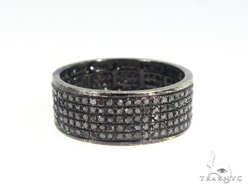 Black Diamond YG Ring 49198 Stone