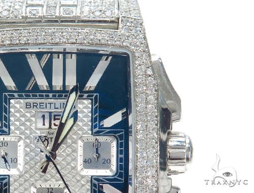 Breitling Bentley Flying B Diamond Watch 42808 Breitling