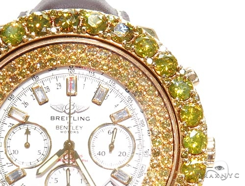 Breitling Bently Motors Special Edition Watch 45241 Breitling