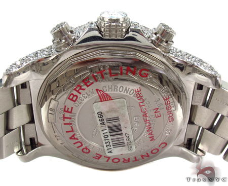 Breitling Super Avenger Diamond Watch Breitling