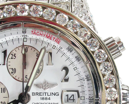 Breitling Windrider Chronomat Evolution Watch Breitling