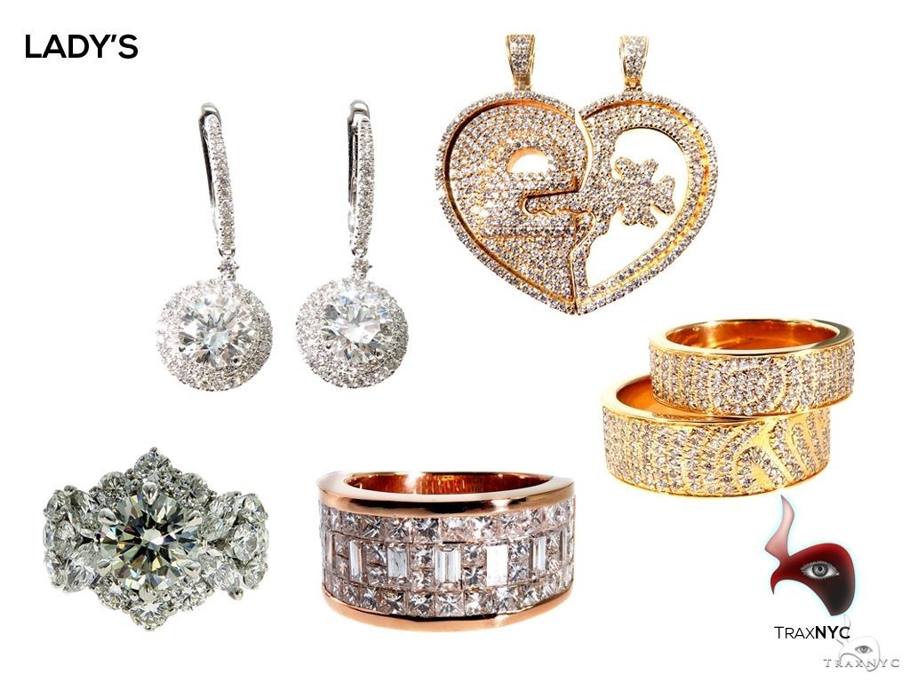 FULLY-REFUNDABLE CUSTOM JEWELRY DEPOSIT Men Specials