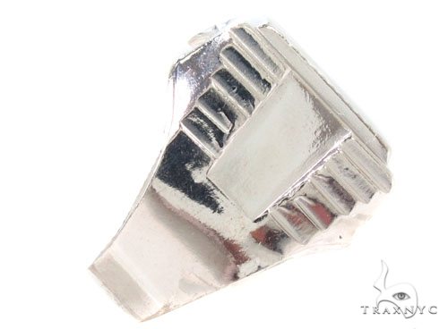 Silver Ring 36812 Metal