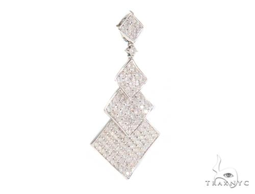 Chandelier Diamond Pendant 44488 Stone