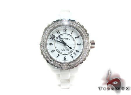Chanel Ceramic Diamond Ceramic Watch Special Watches