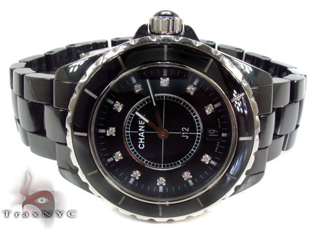 Chanel J12 Black Ceramic Watches Special Watches