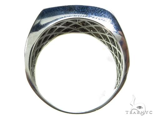 Channel Black Diamond Ring 39925 Stone