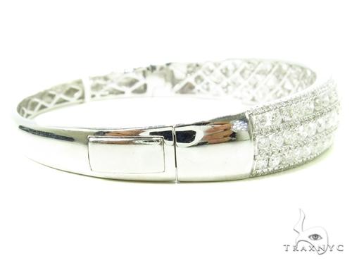 Channel Diamond Bangle Bracelet 37999 Bangle