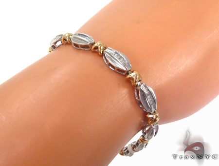 Channel Diamond Bracelet 32823 Diamond