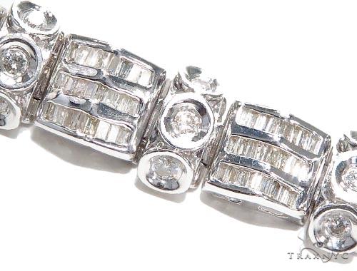 Channel Diamond Bracelet 42048 Diamond