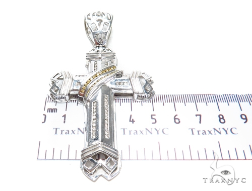 Channel Diamond Cross Crucifix 42044 Diamond