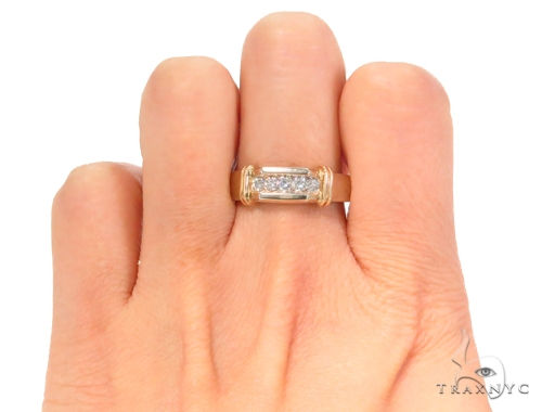 Channel Diamond Ring 45204 Style