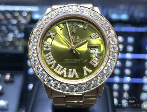 Channel Diamond Rolex Watch Collection 63866 Diamond Rolex Watch Collection