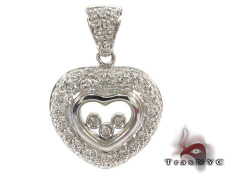 Chase Love Diamond Pendant Style